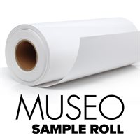 "SILVER RAG - 24"" x 15' Sample Roll"